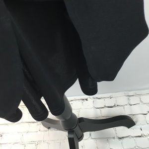 torrid Skirts - Torrid Black Elastic Smocked Waist Skirt Sz 2X